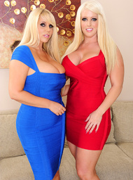 Karen Fisher, Alura Jenson & Johnny Sins in 2 Chicks Same Time - Centerfold