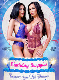 Jaclyn Taylor & Nikki Benz & Marco Ducati in 2 Chicks Same Time