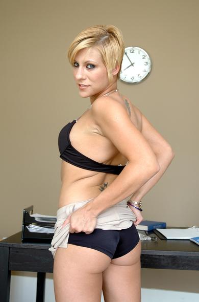 Pornstar Amber Wild - Blonde videos by Naughty America