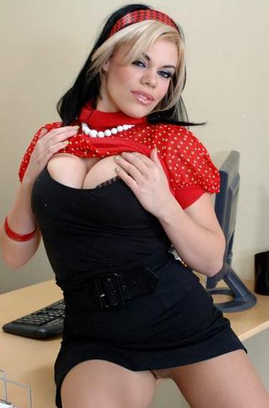 Pornstar Gia Paloma - Big Fake Tits videos by Naughty America