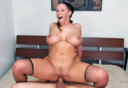 Gianna Michaels & Jerry in Ass Masterpiece - Sex Position 2