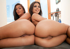 Jynx Maze & Mischa Brooks in Ass Masterpiece -  Blowjob