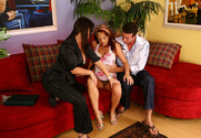 Monica Mayhem & Maya Divine & Jordan Ashley in Diary of a Milf