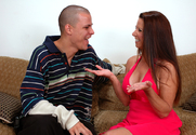 Selena Steele & Justice Young in Diary of a Milf story pic
