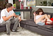 Hannah Hartman & Bradley Remington in Diary of a Nanny - Sex Position 1