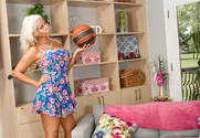 Bridgette B. & Preston Parker in Housewife 1 on 1 story pic
