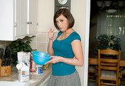 Brooke Lee Adams & Christian in Housewife 1 on 1