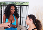 Nyomi Banxxx & Billy Glide in Housewife 1 on 1 - Sex Position 1
