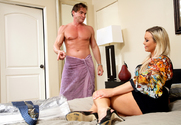 Abbey Brooks & Evan Stone in I Have a Wife - Sex Position 1