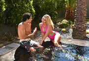 Alexis Monroe & Tyler Nixon in I Have a Wife