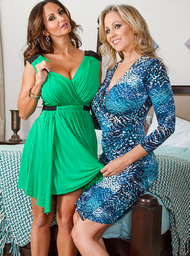 Ava Addams & Julia Ann & Johnny Castle in I Have a Wife