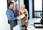 Cali Cassidy & Tommy Gunn in I Have a Wife