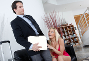 Chloe Conrad & Talon in I Have a Wife - Sex Position 1