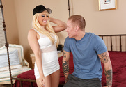 Kagney Linn Karter & Richie Black in I Have a Wife - Sex Position 1
