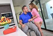 Moka Mora & Johnny Castle in I Have a Wife