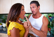 Rachel Starr & Tommy Gunn in I Have a Wife - Sex Position 1