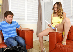 Remy LaCroix & Van Wylde in I Have a Wife - Centerfold