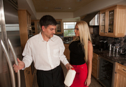 Riley Evans & Michael Stefano in I Have a Wife
