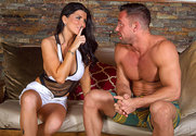 Romi Rain & Johnny Castle in I Have a Wife - Sex Position 1