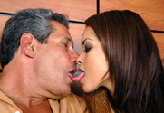 Daisy Marie & Herschel Savage in Latin Adultery - Sex Position 1