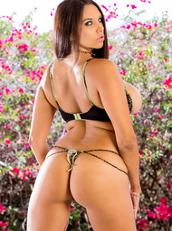 Missy Martinez & Johnny Sins in Latin Adultery - Centerfold