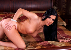Rebeca Linares & Joey Brass in Latin Adultery - Centerfold