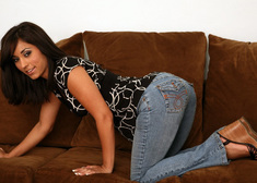 Reena Sky & Mikey Butders in Latin Adultery - Centerfold
