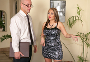 Sasha Sky & Derrick Pierce in Latin Adultery - Sex Position 1