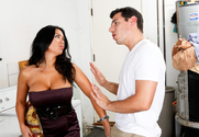 Sienna West & Denis Marti in Latin Adultery