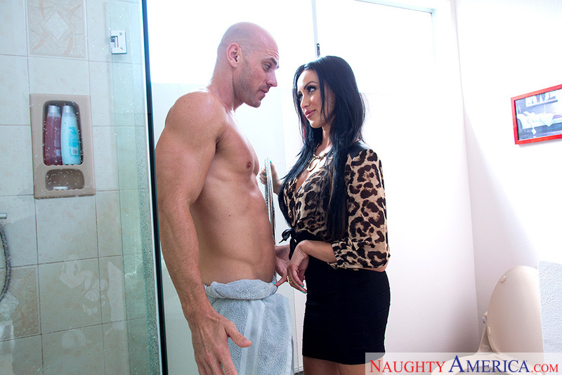 Johnny Sins Adriana Chechik