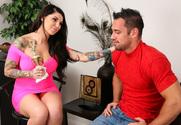 Darling Danika & Johnny Castle in My Dad's Hot Girlfriend - Sex Position 1