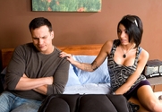 Juelz Ventura & Anthony Rosano in My Dad's Hot Girlfriend - Sex Position 1