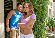 Keisha Grey & Johnny Castle in My Dad's Hot Girlfriend