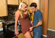 Cherry Morgan & Mr. Pete in My Friend's Hot Girl - Sex Position 1