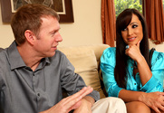 Lisa Ann & Mark Wood in My Friend's Hot Girl - Sex Position 1