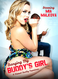 Mia Malkova & Xander Corvus in My Friend's Hot Girl