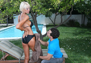 Bianca Noble & Mikey Butders in My Friend's Hot Mom