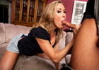 Brandi Love & Rocco Reed in My Friends Hot Mom -  Blowjob