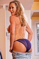 Brandi Love starring in Friend's Momporn videos with Ball licking and Big Ass