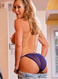 Brandi Love & Rocco Reed in My Friends Hot Mom - Centerfold