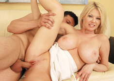 Carolyn Monroe & Anthony Rosano in My Friends Hot Mom - Centerfold