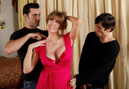 Darla Crane, Alan Stafford & Ryan Driller in My Friends Hot Mom - Sex Position 1