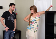Darla Crane & Seth Gamble in My Friends Hot Mom - Sex Position 1