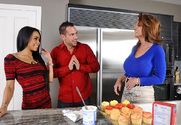 Deauxma, Gulliana Alexis  & Johnny Castle in My Friends Hot Mom - Sex Position 1