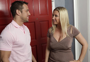 Devon Lee & Johnny Castle in My Friend's Hot Mom story pic