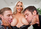 Emma Starr & Johnny Castle in My Friends Hot Mom -  Blowjob