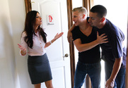 India Summer & Michael Vegas in My Friends Hot Mom - Sex Position 1