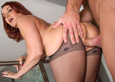 Janet Mason & Johnny Castle in My Friends Hot Mom - Centerfold