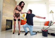 Jessica Jaymes & Tyler Nixon in My Friend's Hot Mom story pic