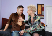 Mrs. Jewell & Kris Slater in My Friends Hot Mom - Sex Position 1